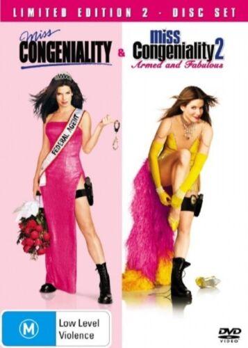1 of 1 - Miss Congeniality / Miss Congeniality 2 - Armed & Fabulous R4 AUSTRALIAN.