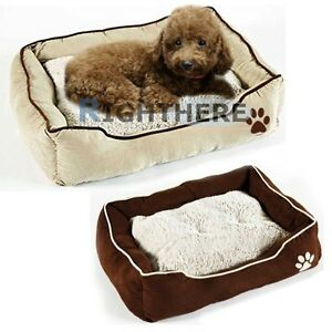 NEW-DOG-CAT-BED-HEAVY-DUTY-FUTON-MAT-COMFORTABLE-PET-CUSHION-KING-SIZE-LARGE
