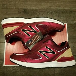Details about NEW BALANCE 770 v2 Running Shoes Mens 9.5 Admiral Red Black MADE IN USA M770RL2