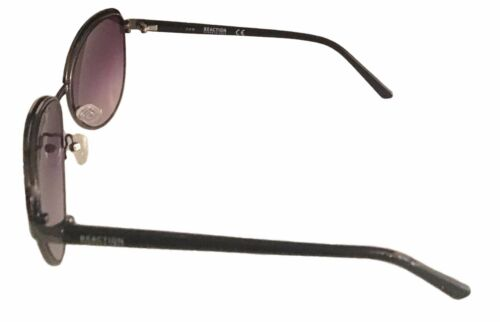 Kenneth Cole Reaction Mens Metal Aviator Sunglass Gunmetal KC1294 8B