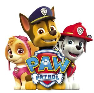 Details Zu Wandaufkleber Paw Patrol Aufkleber Wandtattoo Xl