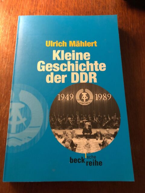 Kleine Geschichte der DDR by Mählert, Ulrich | Book | condition very good
