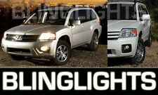 2004 2005 2006 2007 2008 Mitsubishi Endeavor Xenon Fog Lamps Driving Lights Kit