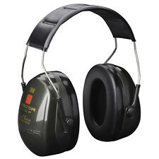 3M Peltor Optime ii 2 premium headband ear defender H520A-407-GQ ear muffs