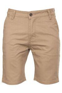 New-Men-039-s-Chino-Plain-Casual-Cotton-Summer-Half-Pants-shorts-Bottom-30-40