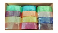 Crystal Glycerine Soap Bars 24 Fragrances Free Shipping