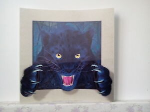 black-leopard-painting-5D-Lenticular-Holographic-Stereoscopic-Picture-Wall-Art