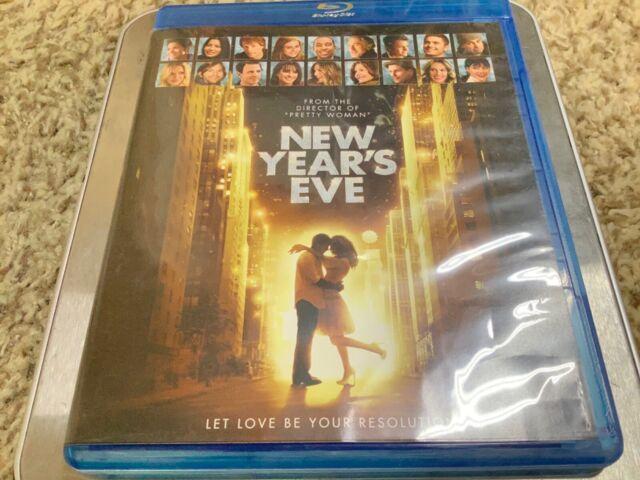 New Years Eve (Blu-ray/DVD, 2012* No Digital Copy* Mint!!!