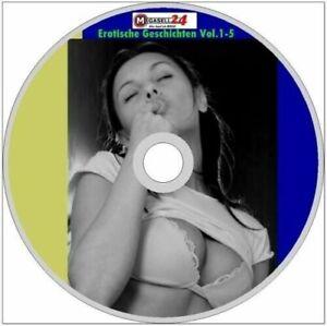 ☝ MEGA EBOOK PAKET 26  EROTISCHE GESCHICHTEN Vol. 1-5 CD 200+ Erotic Stories 1A