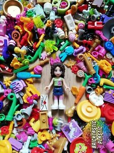 LEGO-X30-FRIENDS-MINIFIGURE-ACCESSORIES-CREATIVTY-PACK-S-HUGE-VARIETY-MIX