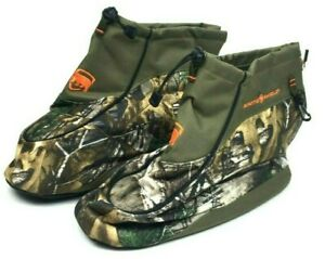 12-13 X-Large Insulated Boot Covers by ArcticShield Realtree EDGE *Shoe size