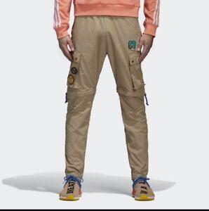 adidas human race pants