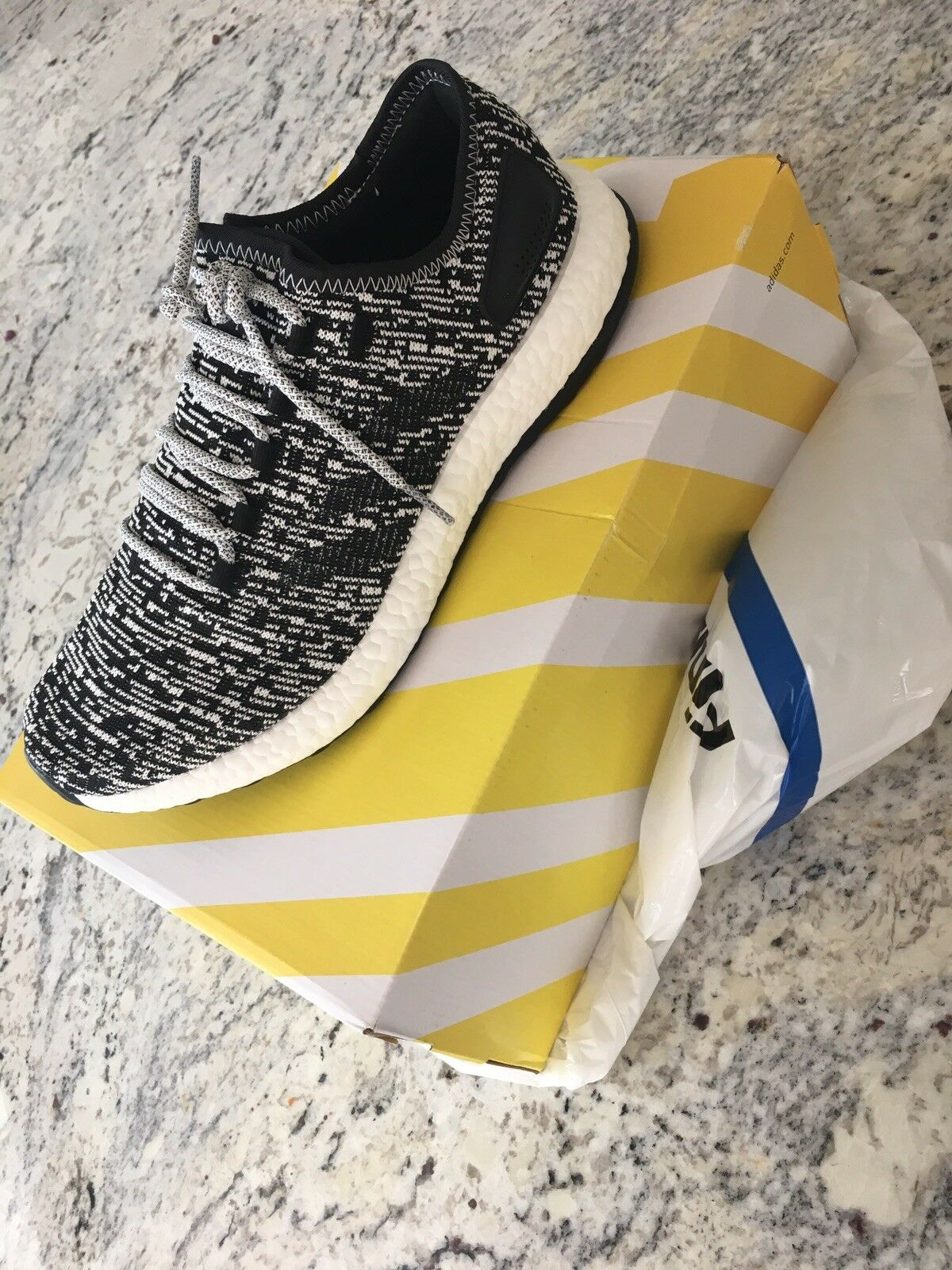 Adidas reine auftrieb 2017 kern schwarz - weiße