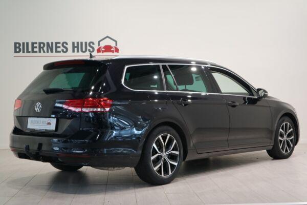 VW Passat 1,4 TSi 150 Comfortline Premium Variant DSG billede 1