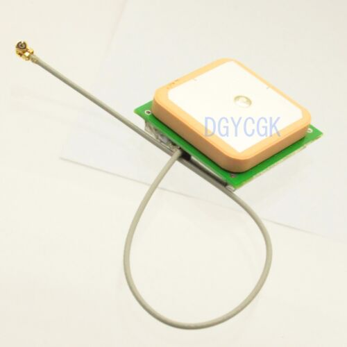 Antenna Compact Size Built-in Bare GPS Active 28dBi IPX//U.fl cable 1575.42MHZ