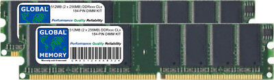 1.0 RAM Memory Upgrade for the ECS Elitegroup Computer 700 Series 756-A PC2700 1GB DDR-333
