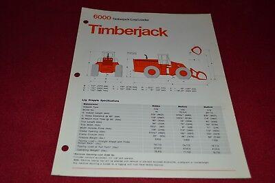 Timberjack 350 Skidder Dealers Brochure PBPA