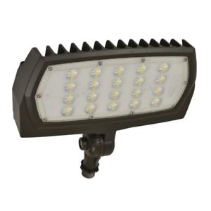 Halco 99877 28W 5000K LED luz de inundación medio Bronce-sustituye 150W MH