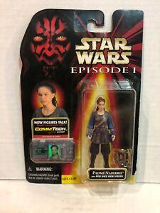 Star Wars Episode I Padme Naberrie Figure Kenner Hasbro 1998