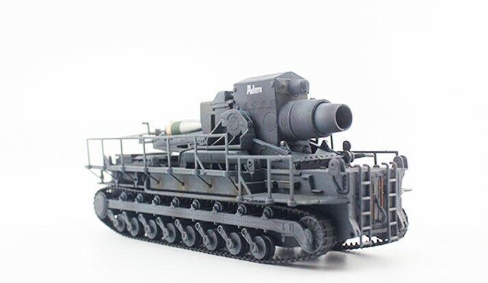 all'ingrosso economico e di alta qualità PMA 1 72 WWII GERuomo P0327 Karl-Gerat 040 040 040 Self-Propelled Siege Mortar w shells  presa di marca