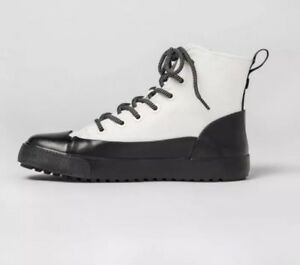 New Hunter for Target Canvas High Top