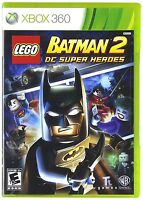 LEGO Batman 2: DC Super Heroes (Microsoft Xbox 360, 2012) Video Games