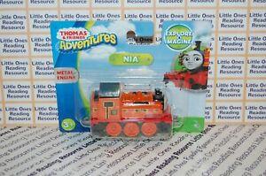 Thomas-amp-Friends-Adventures-NIA-Metal-Train-Engine-Fisher-Price-FJP41