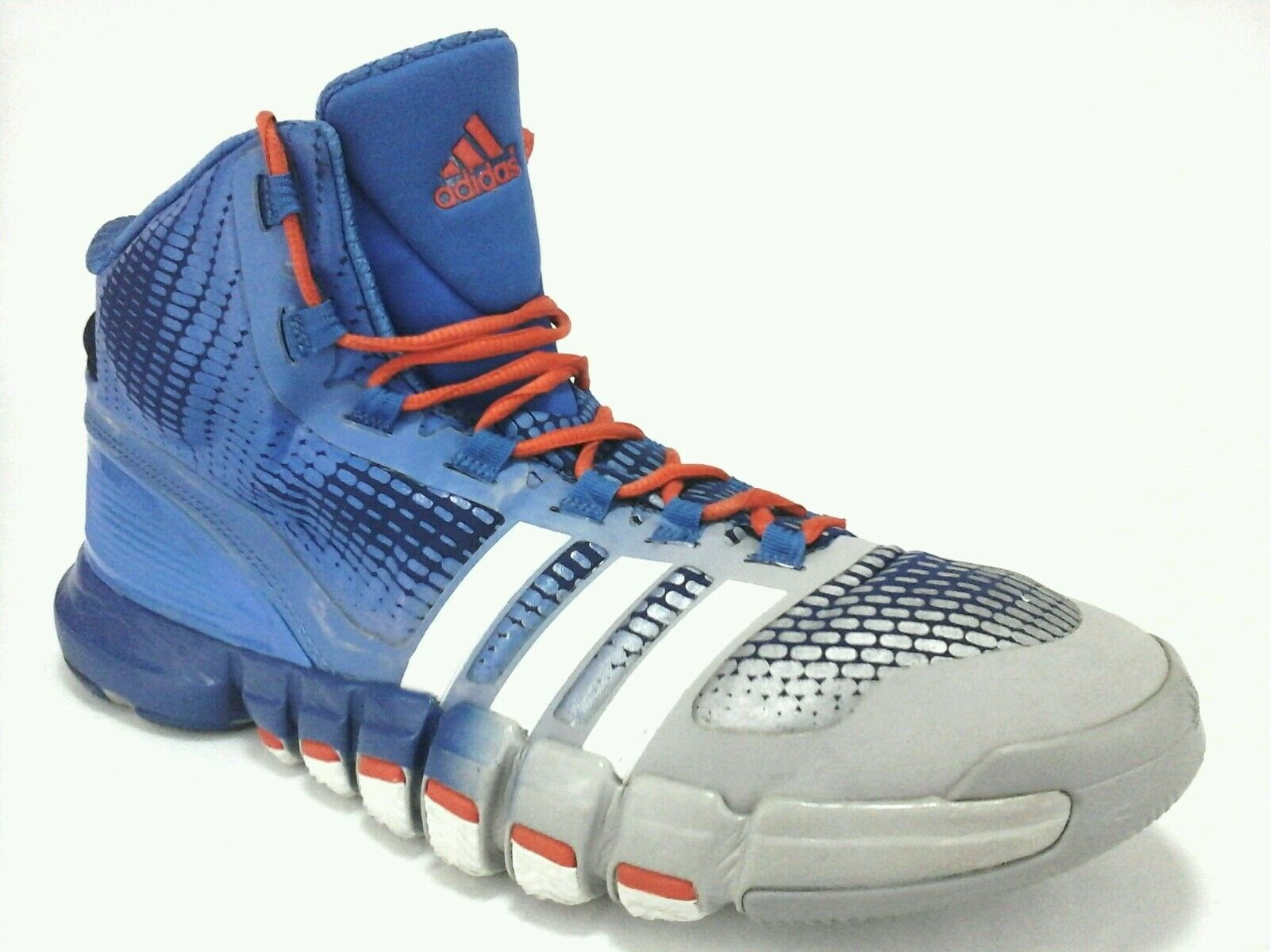 Adidas adipure Uomo blu crazyquick scarpe da basket blu Uomo noi 14 c6a1c4