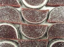 Black Cherry Fruit Slices Nostalgic Jelly Slice Candy 2 Pounds FREE SHIPPING