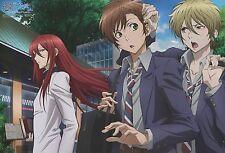 Blast of Zetsuen no Tempest Hiiro no Kakera poster promo Takigawa Yoshino Fuwa