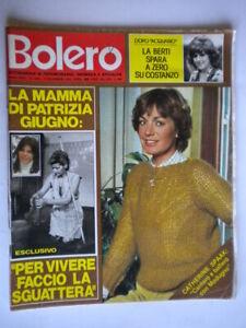 Bolero-1645-Spaak-Berti-Carabella-Gardner-Morandi-Castelnuovo-Buonocore-Giugno