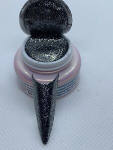Details About Nail Gel Color Plateado Oscuro 007