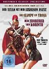 Historien Classis Collection - 3er Schuber / Disk 1: Der Titan mit der eisernen Faust; Disk 2: Kampf um Troja; Disk 3: Der Eroberer von Korinth (2016)