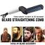 BeardBuddy-Beard-Straightening-Electric-Beard-Hair-Comb-Men-Curling-Brush-Styler thumbnail 1