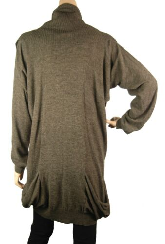 Knitwear Écharpe Sales conmigo Fine Avec Luxe Pull Brown Artistique On Designer Cvw5Fqx5