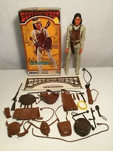 MARX-JOHNNY-WEST-BEST-OF-THE-WEST-ACTION-FIGURE-ACCESSORIES-GERONIMO