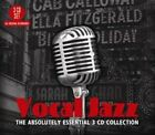 Vocal Jazz - The Absolutely Essential 3 CD Collection by Various Artists (CD, Aug-2011, 3 Discs, Big 3)