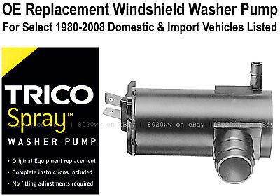 Trico 11-603 Spray Windshield Washer Pump-Pack of 1