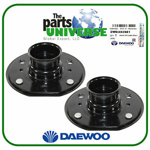 Daewoo Front Shock Absorber Fits Chevrolet Optra Pack of 2 96549921