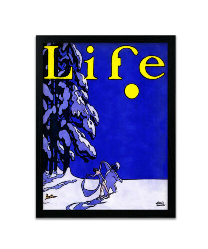Gift Gifts Prints Life Magazine Print Posters Wallart Poster Watercolour