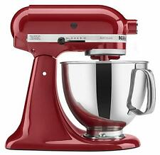 KitchenAid Artisan Series 5-Quart Tilt-Head Stand Mixer, 10 Speeds, KSM150PS