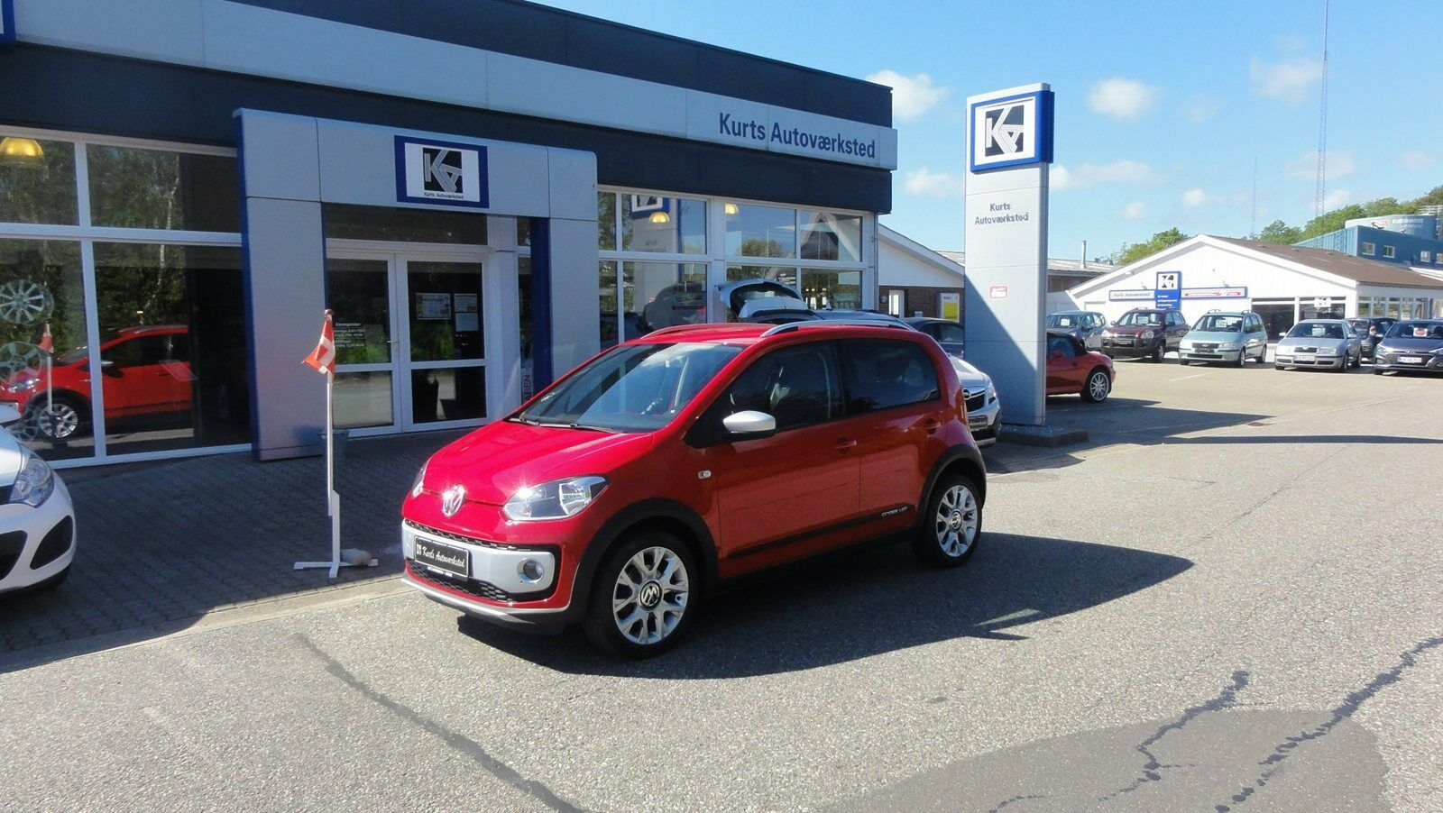 VW Up! Cross 1,0 75 5d