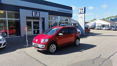 Annonce: VW Up! Cross 1,0 75 - Pris 98.900 kr.