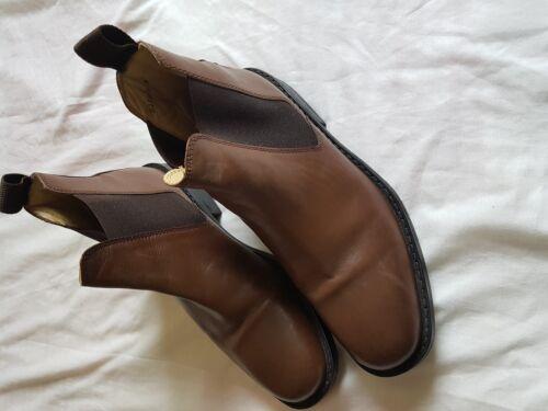 Bottes marron marron taille chelsea 9 7AqXrA1