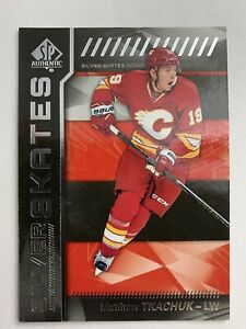 2016-17-Upper-Deck-SP-Authentic-Silver-Skates-Rookie-SS-MT-Matthew-Tkachuk