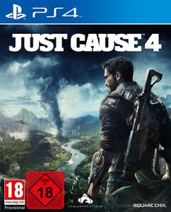 Just-Cause-4-PS4-NEU-amp-OVP-UNCUT-Blitzversand