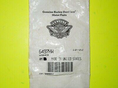 NOS Harley Davidson OEM End Washer 35884-36