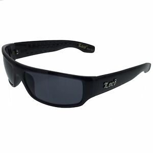 30eb30d4b139 Locs Black OG Original Gangster Sunglasses Shades Mens Dark Lens Bad Boy  Glasses