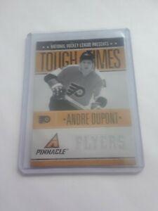 2011-12-Pinnacle-Andre-Dupont-Tough-Times-AD-Philadelphia-Flyers-L-K