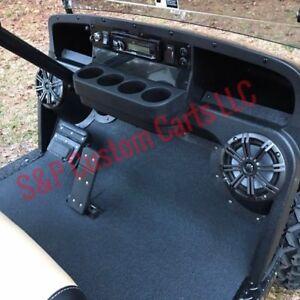 Kicker Stereo System For Yamaha Golf Cart